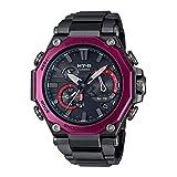 [カシオ] 腕時計 ジーショック MT-G Bluetooth 搭載 電波ソーラー デュアルコアガード構造 MTG-B2000BD-1A4JF メンズ