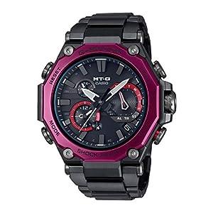 """[カシオ] 腕時計 ジーショック MT-G Bluetooth 搭載 電波ソーラー デュアルコアガード構造 MTG-B2000BD-1A4JF メンズ グレー"""""""