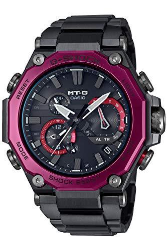[カシオ] 腕時計 ジーショック MT-G Bluetooth 搭載 電波ソーラー デュアルコアガード構造 MTG-B2000BD-1A4JF メンズ グレー