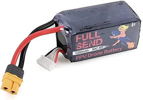 Precio al por mayor y calidad confiable. Batería Lipo XT30 de Ningbao iFlight FullSend 22.2V 6S 1250mAh 1250mAh 1250mAh 80C XT30U-F para RC FPV Racing Drone Parts Batería Li-Poly RC  Ahorre 60% de descuento y envío rápido a todo el mundo.