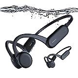 2 Piezas Auriculares de Natación Bluetooth 5.0 de Conducción...