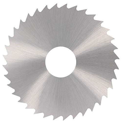 Utoolmart 72T hoja de sierra circular 63 mm OD 16 mm ID de sierra de corte para sierra de corte, cobre, metal, plástico, madera, 1 unidad