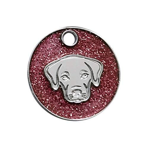Allegorly Tierarzt empfohlen Hund personalisiert viele Formen und Farben zur Auswahl Tag Haustiermarken für Hunde, um viele Form- und Personalisieren
