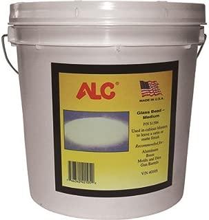 ALC Medium Glass Bead Abrasive Blast Media - 25 Lbs. Model Number 40105