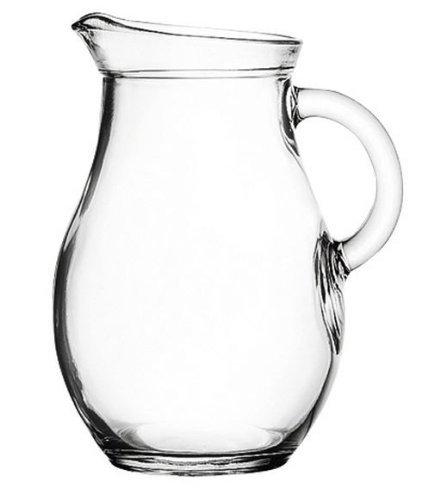 Mini Glass 9-Ounce Pitcher