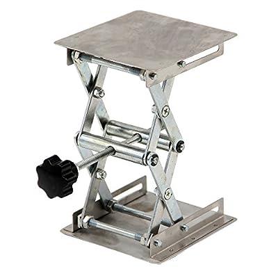 HFS (R) Lab Jack Scissor Stand Platform LAB