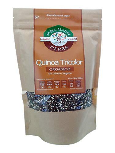Quinoa Orgánica Tricolor 1Kg