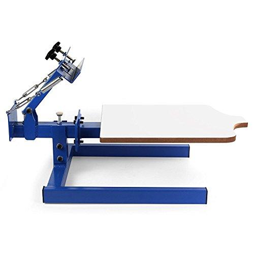Autovictoria Screen Printing Machine Máquina De Impresión De La Pantalla 1 Máquina De...