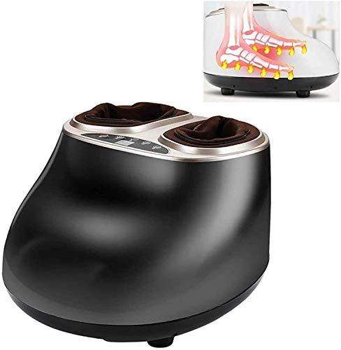 ZouYongKang Shiatsu Foot massagegerätmaschine mit hitze - elektrische Tiefe kneting Massage luftkompression - zirkulation, füße Beine, plantar fasziitis, neuropathie chronische nervenschmerztherapie