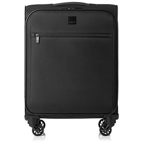 Tripp Black Full Circle Cabin 4 Wheel Suitcase