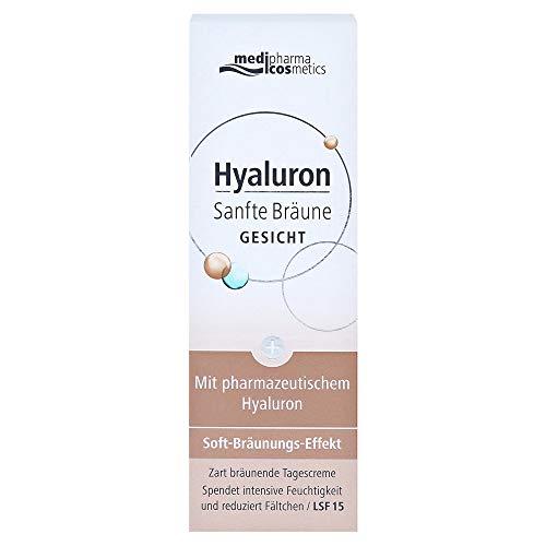 Hyaluron Sanfte Br�une Gesichtspflege, 50 ml