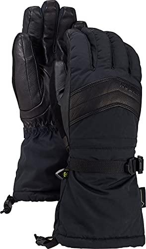 BURTON Womens Gore Warmest Glove, True Black, Medium