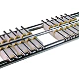 Yamix 1:160 N Scale Model Train Accessories Treadmill Track Test Stand Test Track Bearing with Connecting Line for N Scale Model