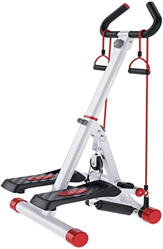 YANGYUAN Máquina elíptica Cross Trainer Stepper Hogar plegable Pérdida de peso Máquina Máquina de escalada Máquina de escalada in-situ Máquina de pie Gimnasio Equipo de fitness Galismo de peso 120kg R
