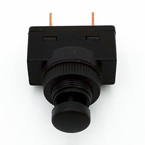 Cambridge Push Button Switch Momentary On 16 AMP 12 Volt DC 192 Watts