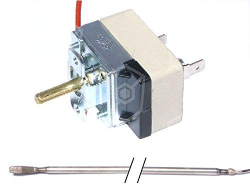CAEM Thermostat für Bartscher FE 10-T, FriFri FT8, Lotus FE-07EM, FE-77EM für Fritteuse, Hot-Dog-Gerät max. Temperatur 190°C