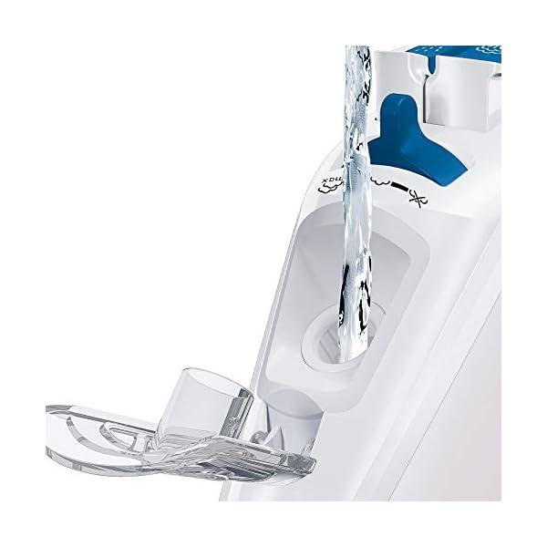 Bosch Sensixx DA30 TDA302401W Blanco – Plancha (2 m, Blanco, 40 g/min,