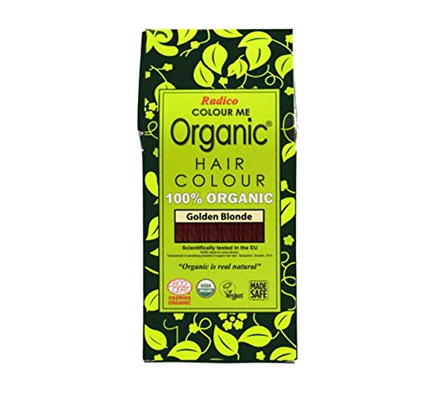 Radico - Hair Colour - Organic Golden Blonde - 100 g