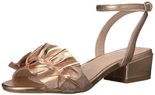 Shellys London Women's Deianira Dress Sandal, Rose Gold, 37 EU/6.5 M US