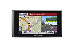 """DISPLAY-Guides you to your destination with 6"""" pinch to zoom, glass display BUILT-IN DASH CAM-Continuously records your drive and automatically saves files on impact. Display size - 5.4 W x 2.8 H (13.6 x 7.2 cm). 6.1 inch diag (15.4 cm) CUSTOM TRUCK ..."""