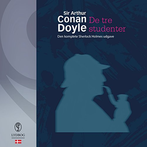 De tre studenter og andre noveller audiobook cover art