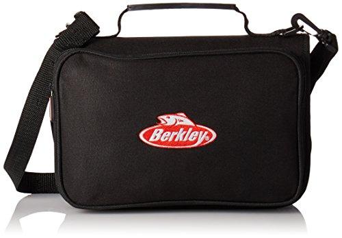 Berkley Soft Bait Binder-Up to 21 bags, Black, 11 x 7-Inch