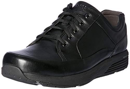 ROCKPORT Women's Trustride Prowalker Waterproof Shoes, Black,