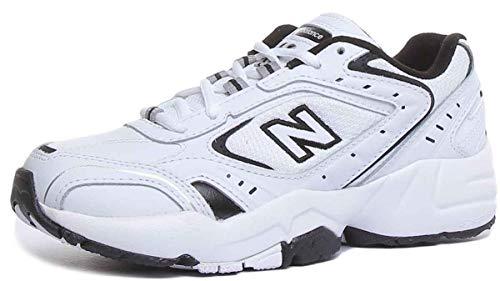 New Balance 452, Zapatillas para Correr de Carretera Mujer, White, 44 EU
