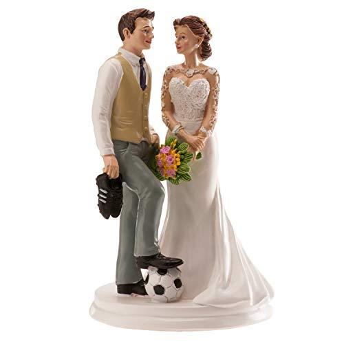 Dekora Figura boda, Blanco (305010)