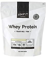 PBN Whey proteïne/weiproteïnepoeder. Whey 1 kg banana