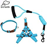 Black Set L Pet Products For Dog Harness Leash Leads Dog-Collar Pet Accessories Puppy Vest Dog Harness Leash For Animals PY0513