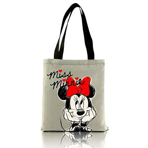 Disney Minnie Mouse Dream Collection Einkaufstasche Einkaufstasche Tragetasche