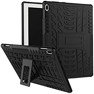 Maomi for Lenovo Tab 4 10 Case 2017 Release (Model:TB-X304F/N),Kickstand Heavy Duty Armor Defender Case for Lenovo Tab 4 1...