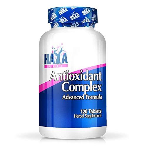Haya Labs Antioxidant Complex, 120 Tablets, 200 g