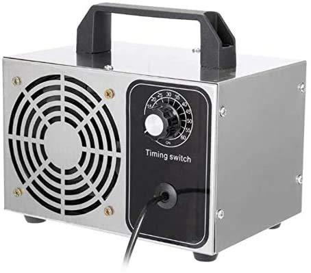 Pequeño Ozono Generatorair de Purificación de Aire de Desinfección Esterilización Desinfectar Desodorización Kill Parásito 5G / H 60W,5G / H,60W
