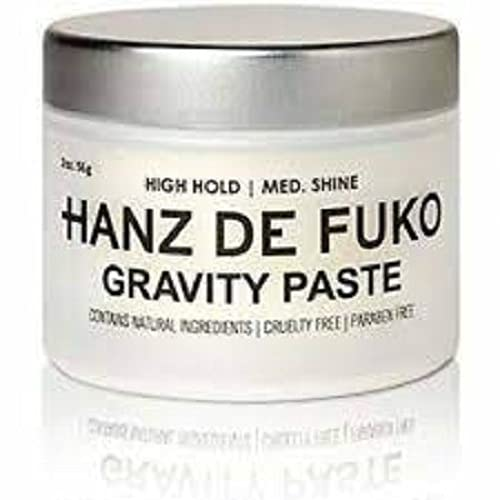 Hanz de Fuko Premium Hair Styling Gravity Paste: High Performance Hair...
