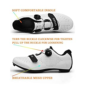 Delta Cleat Cycling Shoes Women's Indoor Cycling Exercise Shoes Girl Spinning Bike Riding Shoes Compat Spd Spd-SL