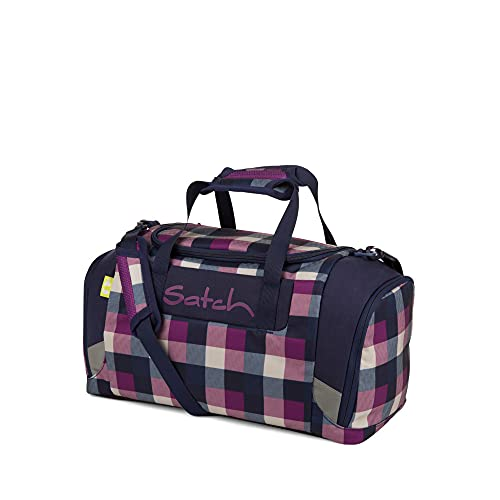 Satch Sporttasche Berry Carry, 25l, Schuhfach, gepolsterte Schultergurte, Violett