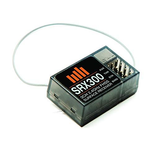 Spektrum SRX300 FHSS 3-Channel Receiver