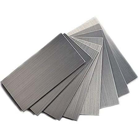 Peel and Stick Tile Backsplash, Stick on Kitchen Backsplash (3x6 Inch Chip Size, Pack of 40)