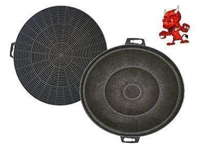 Filtre à charbon actif Filtre Filtre à charbon pour hotte Hotte Bosch dke936a01, dke936a03, dke936a04