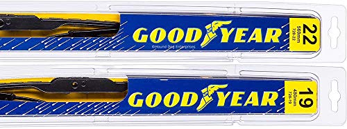 Premium - Windshield Wiper Blade Bundle - 3 Items: Driver & Passenger Blades & Reminder Sticker fits 2010-2015 Cadillac CTS (V)
