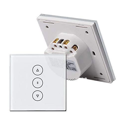 Tuya ZigBee - Interruptor de escena inalámbrico de 1/2/3, interruptor de panel inalámbrico para luces de aire acondicionado, controlador de botón pulsador, escenario de automatización con batería
