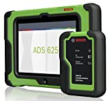 Bosch Automotive Tools 3970 ADS 625 Professional Diagnostic Scan Tool with Wireless VCI and Repair-Source - The Fastest, Most Comprehensive Wireless ADS Diagnostic Scan Tool in The Market