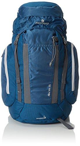 Ferrino Alta Via 35, Zaino da Hiking Unisex, Blu, 35 Litri