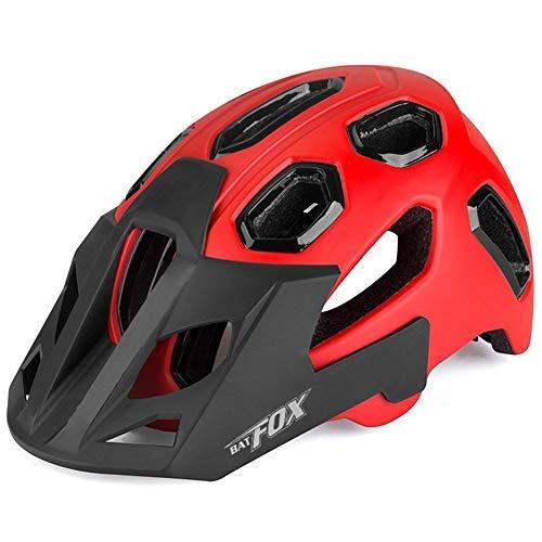thelastplanet Volwassenen Fietshelm Lichtgewicht Ademende Mountainbike Helm Met 15 Ventilatieopeningen, Comfort Veiligheid Fietshelm Voor Hoofdbescherming, Verstelbare Maat 56-62cm