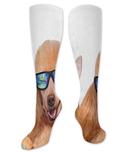 Color Ice Cream Unisex Funny Casual Crew Socks Athletic Socks For Boys Girls Kids Teenagers