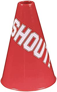 Amscan Megaphone, Party Accessory, Red