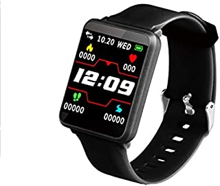 F1 Smart Band Waterproof Fitness Smart Bracelet Blood Pressure Rate Monitor