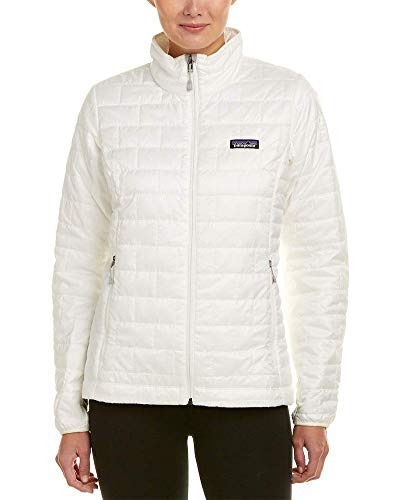 Patagonia Women's Nano Puff Insulated Jacket (Large, Birch...